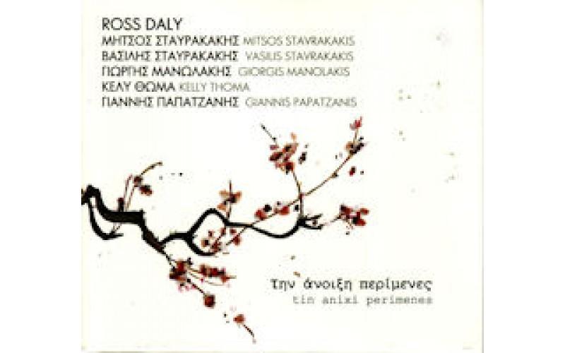 Ross Daly / Σταυρακάκης Μήτσος, Βασίλης - Την άνοιξη περίμενες