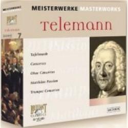 Telemann - Masterworks Series