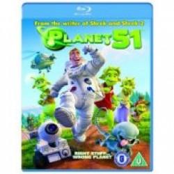 Πλανήτης 51: Επισκέπτης από τη Γη (Planet 51)