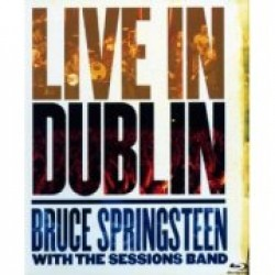 Springsteen Bruce With the Sessions Band - Live in Dublin [Blu-ray]