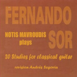 Mavroudis Notis - Music for classical guitar from F. Sor to the Beatles (Μαυρουδής Νότης)