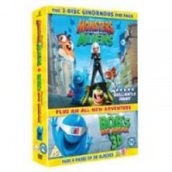 Monsters vs Aliens (2-Disc) Special Edition