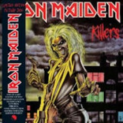 Iron Maiden - Iron Maiden LTD