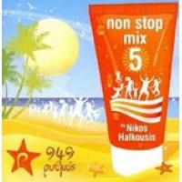 Non stop mix 5 by Nikos Halkousis