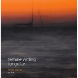 Zarkos Nikos - Female writing for guitar