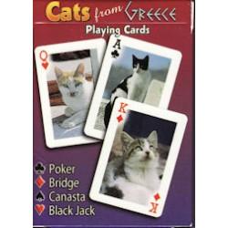 Τράπουλα: Ελληνικές γάτες