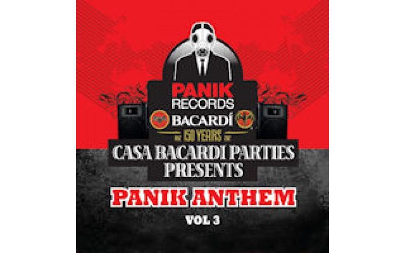 Panik Records The Anthem vol.3