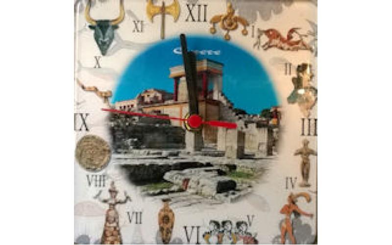 Ρολόι τοίχου: Αρχαία Κνωσσός Κρήτη