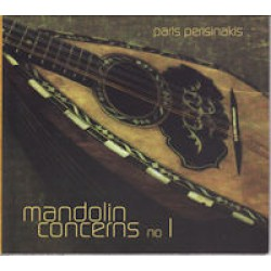 Perisinakis Paris - Mandolin concerns no1 (Περυσινάκης Πάρης)