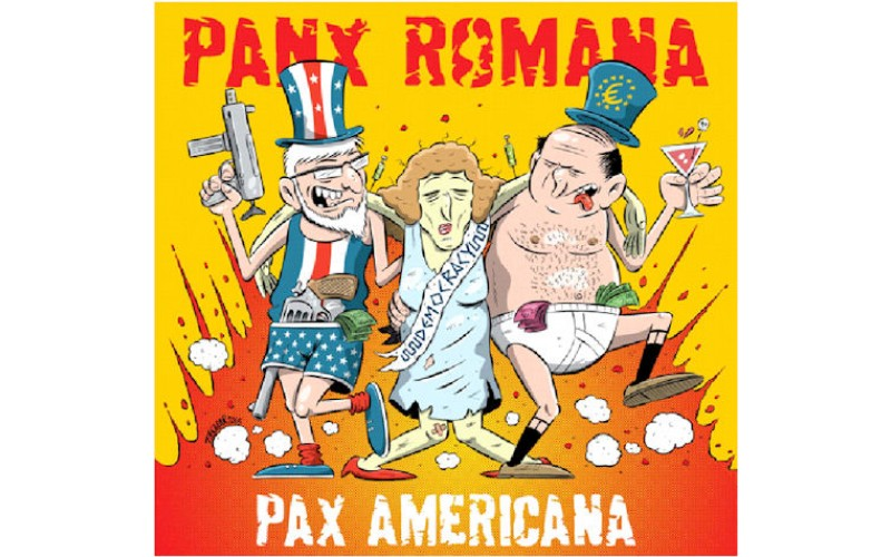 Panx Romana - Pax Americana