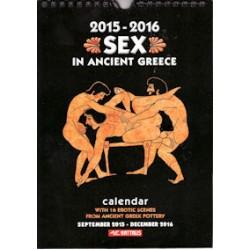 Ημερολόγιο 2016 / Sex in ancient Greece