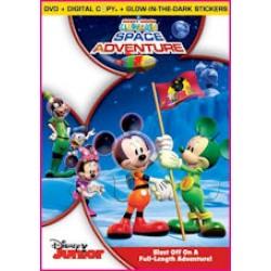 Η λέσχη του Μίκυ: Περιπέτεια στο διάστημα (Space adventure)