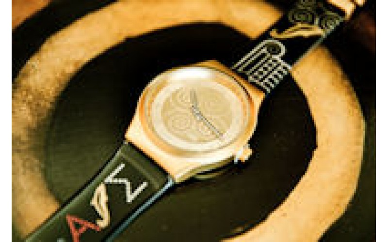 Glam Hellas Watch (Unisex)