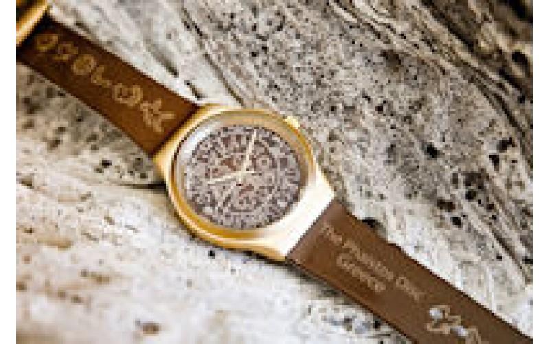 The Phaistos Disc Crete Watch (Unisex)