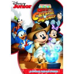 Η λέσχη του Μίκυ: Ψάχνωντας τον κρυστάλλινο Μίκυ (MMCH: Quest for the Crystal Mickey)