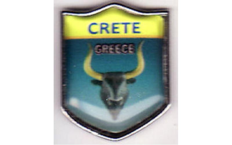 Greek Pin / Minotaur Greece Crete