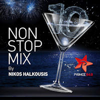 Non Stop Mix 10 by Nikos Halkousis