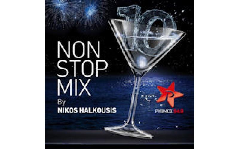 Non Stop Mix 10 by Nikos Halkousis