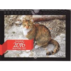 Ημερολόγιο 2016 / Beautiful cats