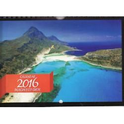 Ημερολόγιο 2016 / Beaches of Crete