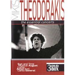 Θεοδωράκης Μίκης - The essential concerts