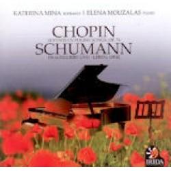 Μουζαλά Ε. / Μηνά Κ. - Chopin / Schumann
