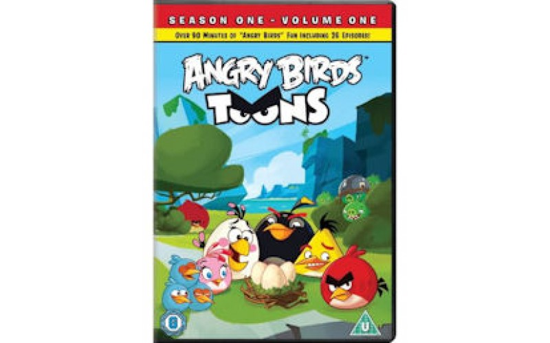 Angry bird toons