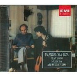 Evangelos And Liza - Play Solo Music By Albeniz And Weiss