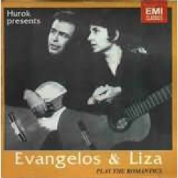 Evangelos And Liza - Play The Romantics (Chopin - Albeniz - Falla - Granados)