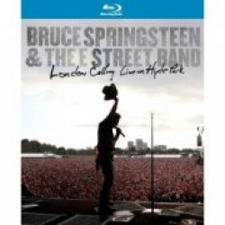 Springsteen Bruce & The E St's London Calling: Live in Hyde Park [Blu-ray]