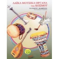 Λαικά μουσικά όργανα του κόσμου