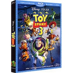 Toy Story 3 Combo [Dvd + Blu-ray]