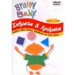 Brainy Baby - Σχήματα & χρώματα