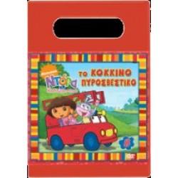 Ντόρα, η Μικρή Εξερευνήτρια #8 Το κόκκινο πυροσβεστικό