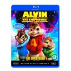 Ο Αλβιν και η παρέα του (Alvin And The Chipmunks) [Blu-ray]