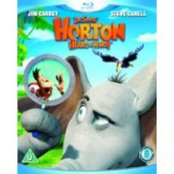 Χόρτον (Horton Hears A Who!) [Blu-ray]