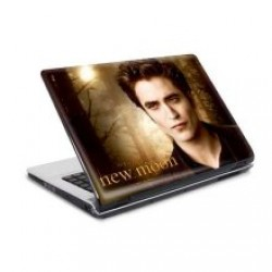 Lap top skin: New Moon Edward with Woods 9'-11'