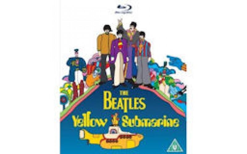 The Beatles - Yellow submarine (Blu Ray)