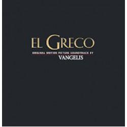 Vangelis - El Greco / O.S.T. (LP)