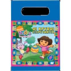 Ντόρα, η Μικρή Εξερευνήτρια #9: Οι Χρυσοί Εξερευνητές