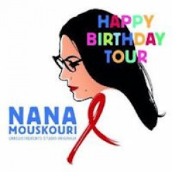 Mouskouri Nana - Happy birthday tour