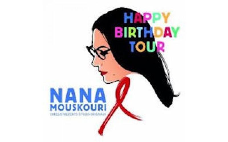 Mouskouri Nana - Happy birthday tour