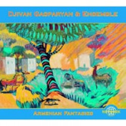 Djivan Gasparyan - Armenian Fantasies