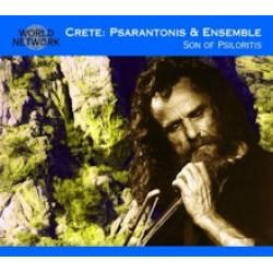 Psarantonis & Ensemble - Crete (Ψαραντώνης)