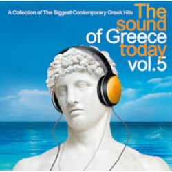 The sound of Greece today Vol. 5