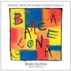 Freddie Mercury & Monserrat Caballe - Barcelona