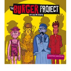 Burger Project - We live in Athens