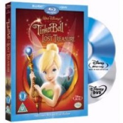 Η Τίνκερ Μπελ και ο Χαμένος θυσαυρός (Tinker Bell And The Lost Treasure)