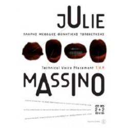 Julie Massino TVP: Πλήρης μέθοδος φωνητικής τοποθέτησης