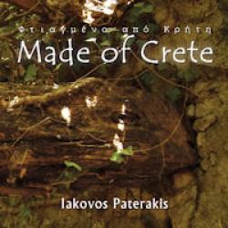 Πατεράκης Ιάκωβος - Φτιαγμένο από Κρήτη